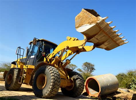 loader hire articulated loaders melbourne