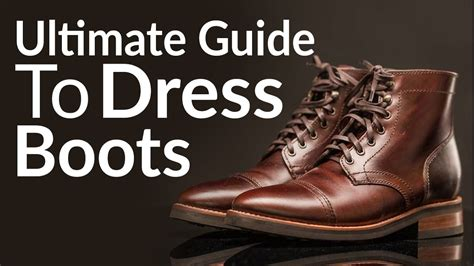 different boat brands ultimate guide to buying men s dress boots different