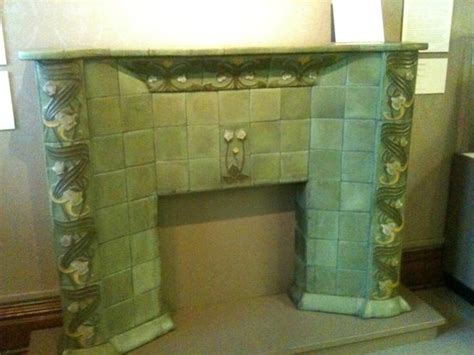 Briggle Floors by Pioneer Museum Briggle Tiles Fireplace Exle