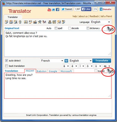 translation to translator text to speech imtranslator
