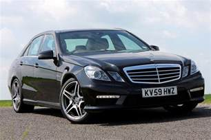 Mercedes E Class 2009 Price Mercedes E Class Amg From 2009 Used Prices Parkers