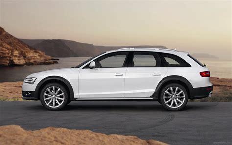 Audi A4 Allroad Quattro by Audi A4 Allroad Quattro 2013 Widescreen Car