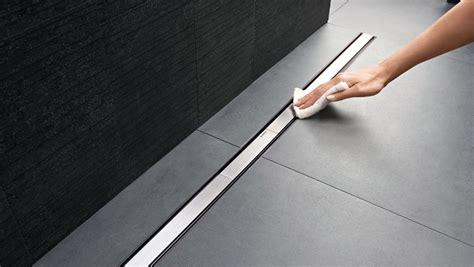 scarico doccia filo pavimento docce a filo pavimento geberit italia