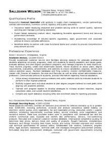Bid Administrator Cover Letter by Contracts Manager Cover Letter Contract Administrator Resume Sle Cover Letter Exles