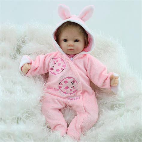 Handmade Baby Dolls - 16 quot handmade baby doll gift vinyl silicone
