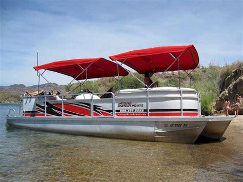pontoon boat rental parker az ski pontoon boat and waverunner rentals lake havasu and
