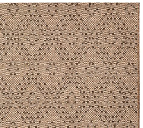 indoor outdoor rugs pottery barn durban indoor outdoor rug pottery barn