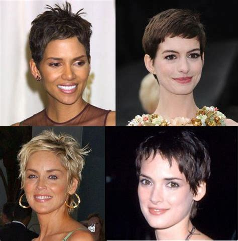 Big Shoulders And Pixie Cuts | short haircuts broad shoulders hair