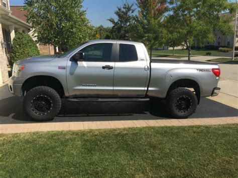 2007 Toyota Tires 2007 Toyota Tundra Sr5 With 6 Quot Procomp Lift And 35 12 50