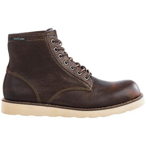 eastland boots for eastland barron plain toe boots for save 61
