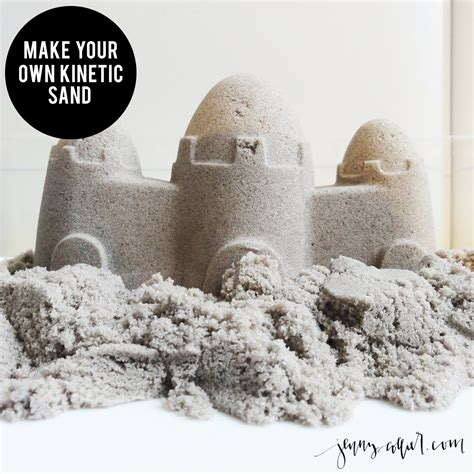 make your own make your own kinetic sand