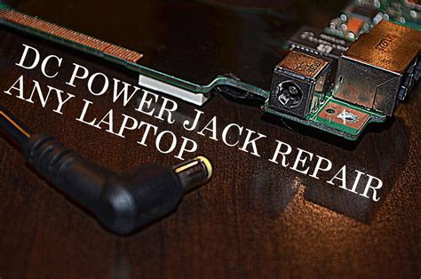dc power jack repair service dell hp asus acer sony vaio