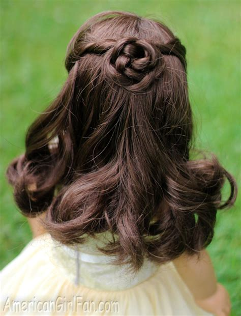 Doll Hairstyles Easy by Americangirlfan Doll Hairstyles