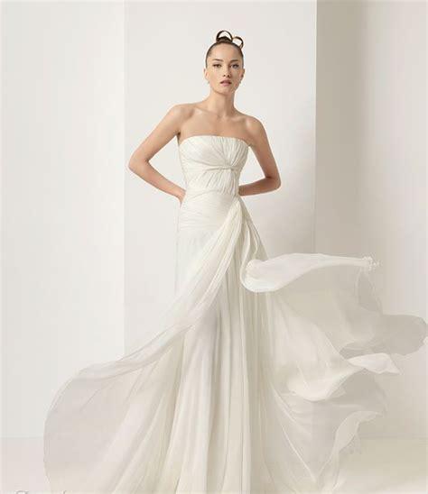 satin silk wedding dresses 2011 silk satin wedding dress 1 wedding inspiration trends
