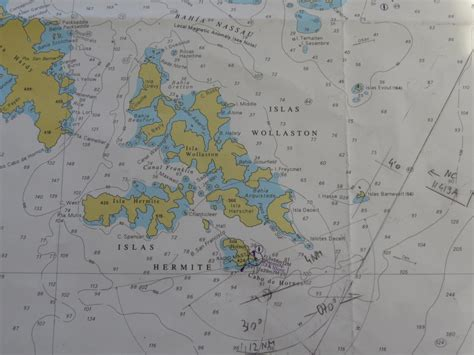 where is horn on the map cape horn map highly allochthonous