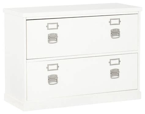 antique white file cabinet bedford lateral file cabinet antique white traditional filing cabinets by pottery barn