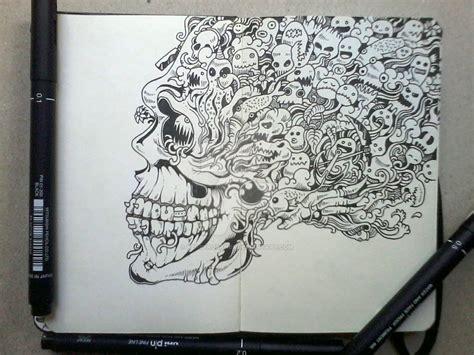 my doodle drawings moleskine doodles page 1 by kerbyrosanes on deviantart