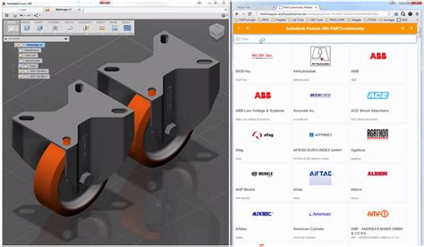 cadenas offers millions   cad models  autodesk