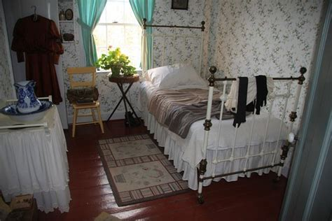 anne of green gables bedroom sewing room picture of anne of green gables museum kensington tripadvisor
