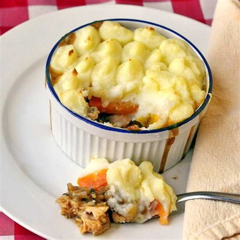 Cottage Pie With Leftover by Leftover Turkey Cottage Pie Two Ways Recipe Rock