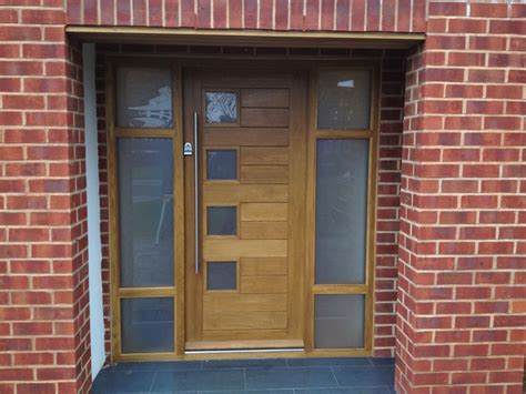 Oak Exterior Doors Oak Front Door Traditional Conservatories Ltd