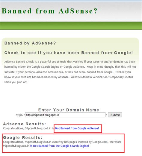 Adsense Banned | banned google adsense images