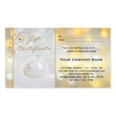 gift certificate template business card size customizable gift certificate for a or pony