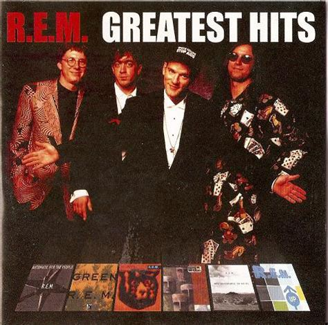 the best of rem album r e m greatest hits cd at discogs
