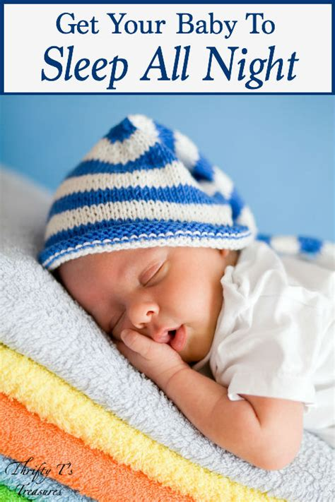 How To Get My Baby To Nap In His Crib How To Get My Baby To Sleep All Thrifty T S Treasures