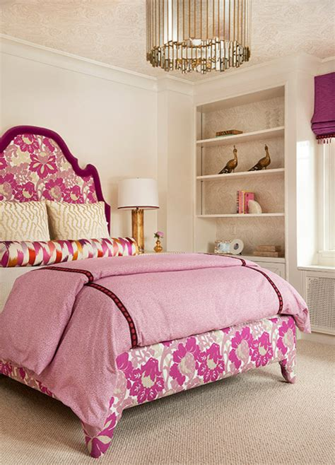 pink and lavender bedroom purple and yellow girls bedroom cottage girl s room