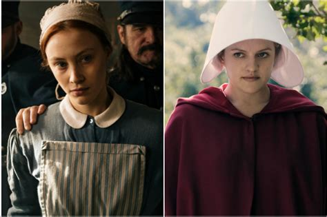 sarah polley the handmaid s tale the handmaid s tale and alias grace two series one