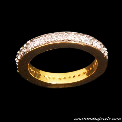 Wedding Ring Design India by Wedding Ring Designs South India Jewels