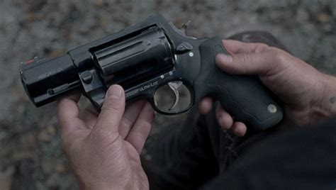 Walking Dead Revolver walking dead the season 8 firearms database guns in tv and