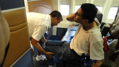 emirates wheelchair assistance complaints by passengers with disabilities drop 10 8 percent