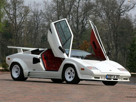 How Much Is A Lamborghini Countach 10 Previously Undervalued Cars Whose Value Has Suddenly