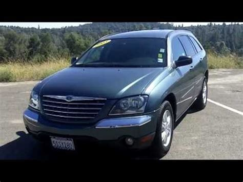 chrysler pacifica 2005 problems 2005 chrysler pacifica problems manuals and repair