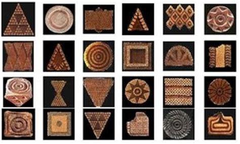 imagenes simbolos guanches historia de canarias las pintaderas canarias