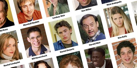 judd apatow undeclared what happened to the cast of freaks and geeks and