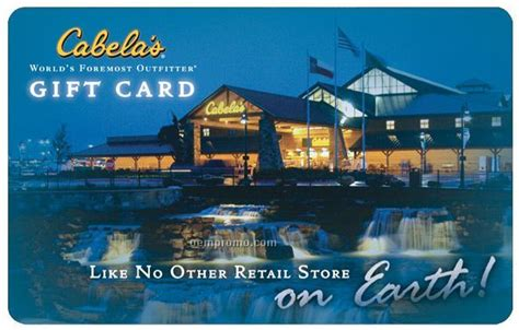 cabelas gift card value - Cabela S Gift Card Value
