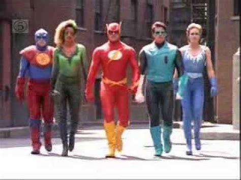 justice league of america film 1997 justice league of america 1997 9 youtube