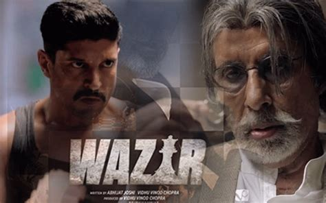 biography of hindi movie wazir wazir hindi movie review rating and story live updates