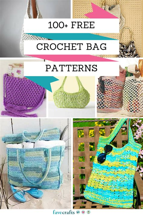 crochet pattern carry bag 100 free crochet bag patterns check out our full
