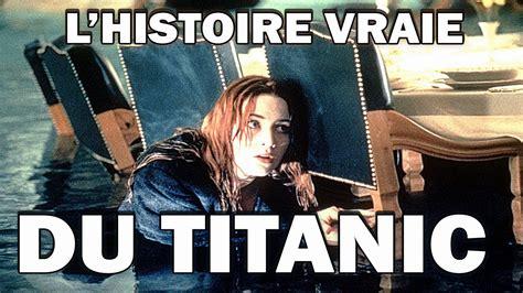 film titanic complet youtube la v 233 ritable histoire du titanic film complet en