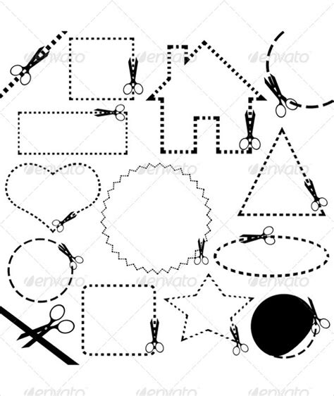 Cutting Templates paper cutting template 27 free pdf jpg psd format