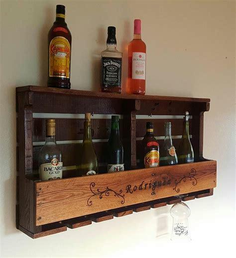 rustic wine rack pallet rustic wine rack in wood burned design pallet