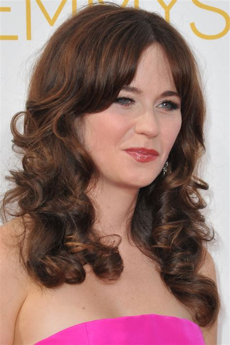 curly hairstyles  bangs feed inspiration