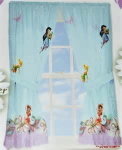 tinkerbell curtains new disney tinkerbell fairies window curtains panels ebay