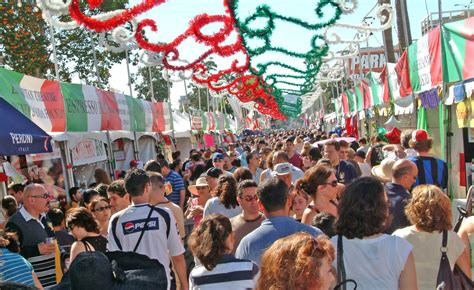 festival nyc italian feast of san gennaro los angeles 2017 in los