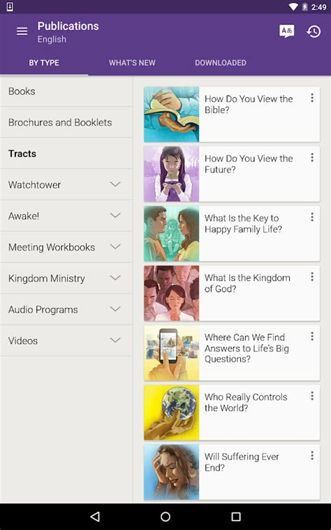jw library apk jw library android apk free android apks