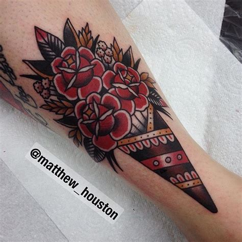 rose bouquet tattoo quot bouquet of roses for thanks for trusting me to
